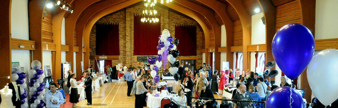 Bridal Fayre at Knighton Community Centre
